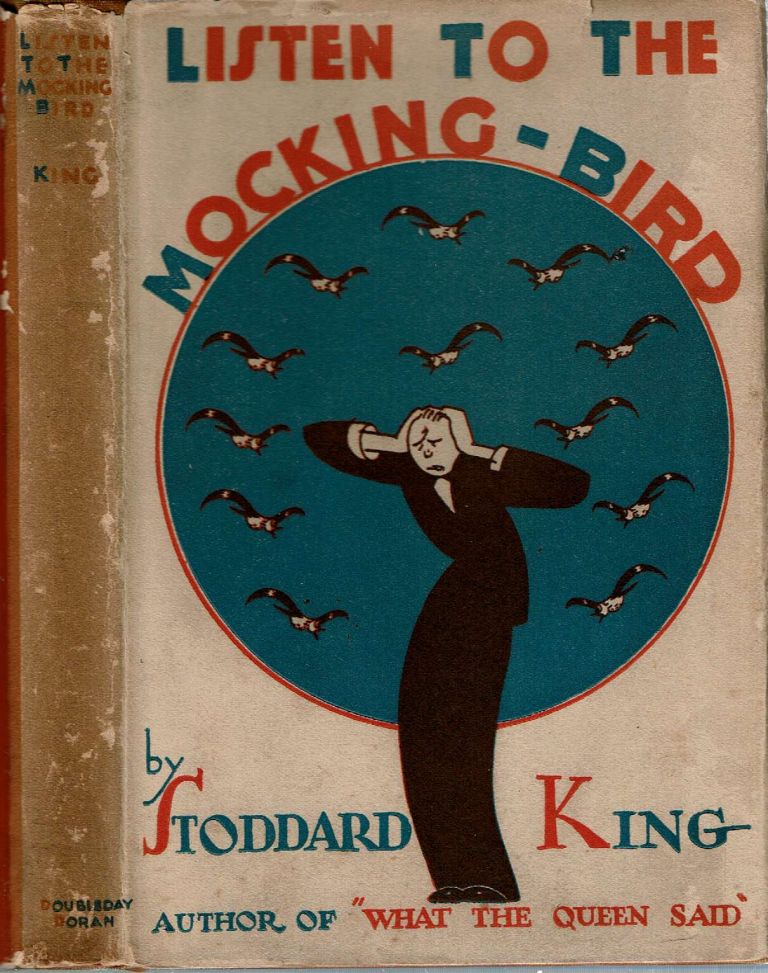 Listen To The Mocking-Bird. Stoddard King.
