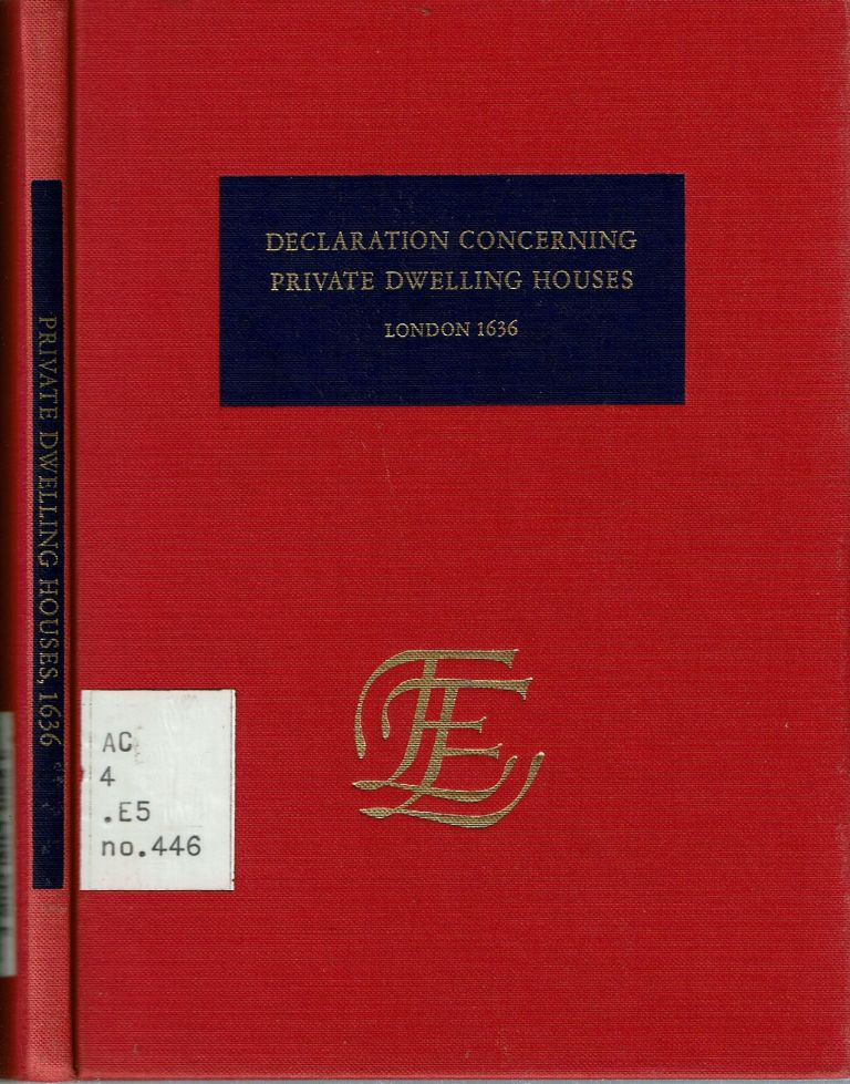 A Briefe Declaration for what manner of speciall Nusance concerning private dwelling Houses, a man may have his remedy by Assise, or other Action as the Case requires : Vnfolded in the arguments, and opinions of foure famous sages of the common law; together with the power, and extent of customes in cities, townes, and corporations, concerning the same: together with the determination of the law, concerning the commodity. Robert Monson, Sir Christopher Wray, Edmund Plowden, John Manwood.