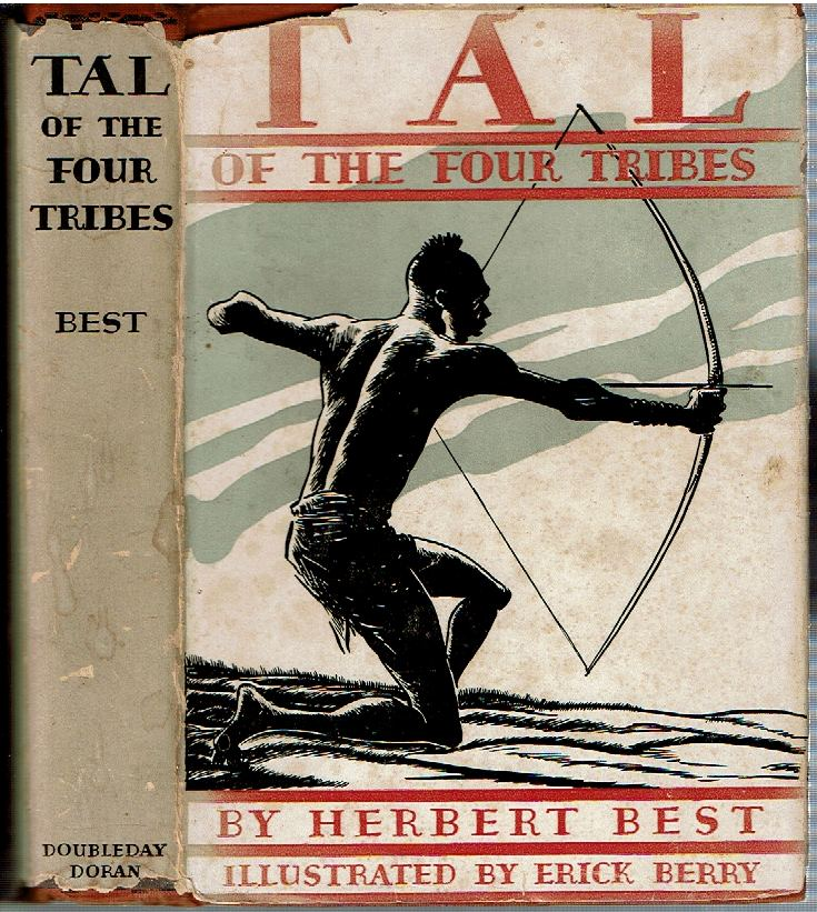 Tal of the Four Tribes. Herbert Best.