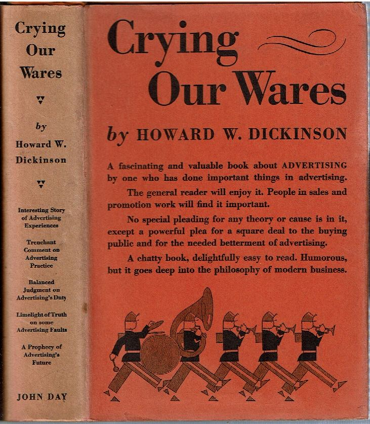 Crying Our Wares. Howard Williams Dickinson.