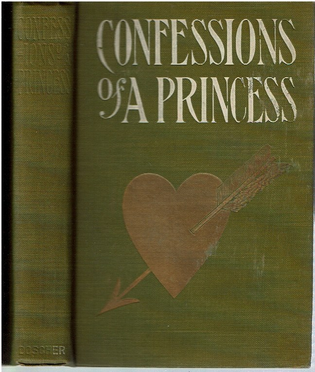 Confessions of a Princess. listed.