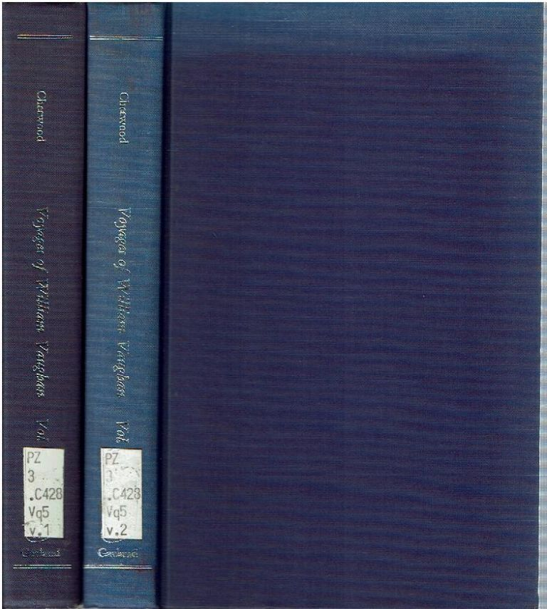 The Voyages, Travels, and Adventures of William Owen Gwin Vaughan, Esq. in two volumes. William Rufus Chetwood, new, Malcolm J. Bosse.