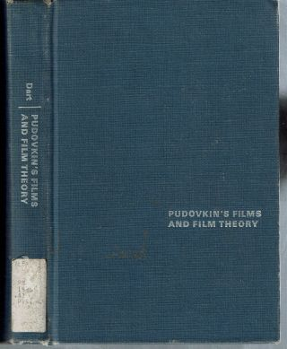Pudovkin's Films and Film Theory. Peter Dart