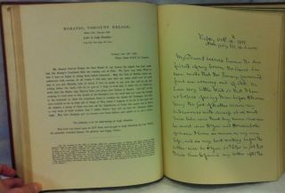 The Autograph Souvenir : A Collection of Autograph Letters, Interesting Documents, &c, Executed in Facsimile : 1st Series