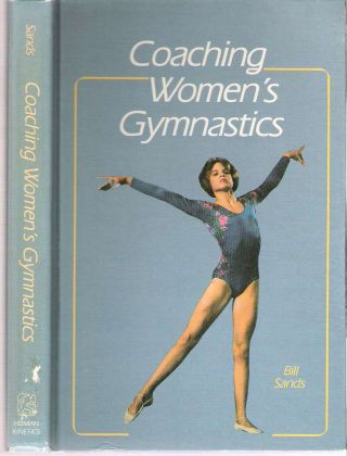 Coaching Women's Gymnastics. Bill Sands
