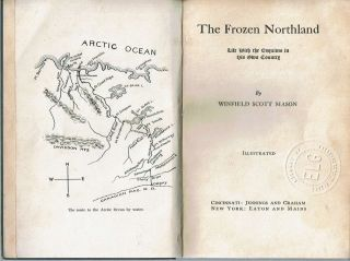 The Frozen Northland : Life with the Esquimo in his Own Country