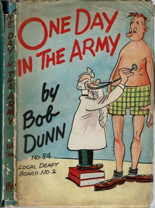 One Day in the Army : No. 84, Draft Board No. 2. Bob Dunn