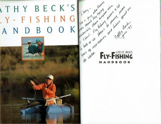 Cathy Beck's Fly-Fishing Handbook. Cathy Beck