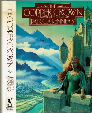 The Copper Crown : A Novel of the Keltiad. Patricia Kennealy Morrison