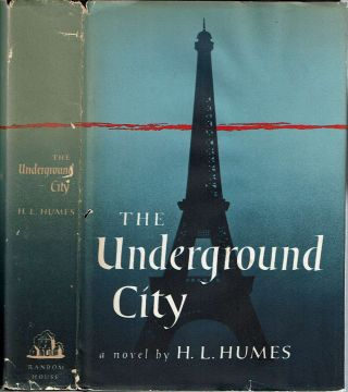 The Underground City. Harold Louis Humes.