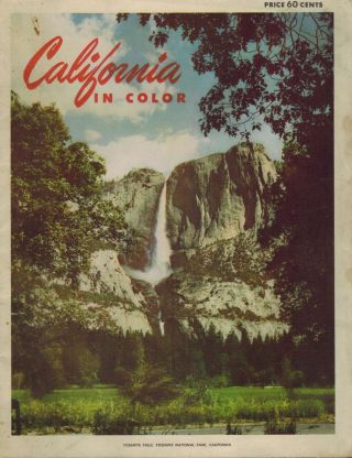 California In Color. No author listed