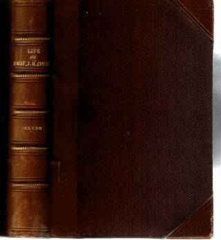 Life of James H Coffin LL.D. : for Twenty-seven Years Professor of Mathematics and Astronomy in...