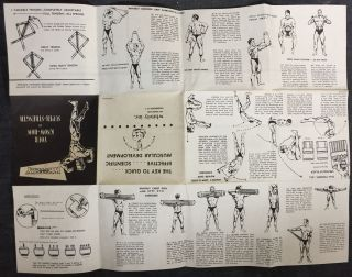 Your Know-How to Super-Strength / The Key to Quick Effective Scientific Muscular Development
