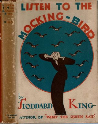 Listen To The Mocking-Bird. Stoddard King