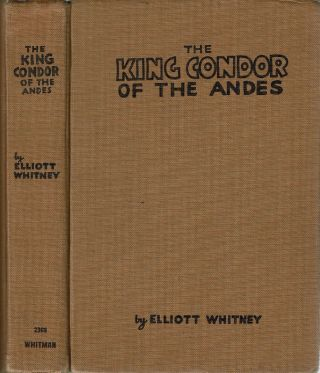 The King Condor of the Andes