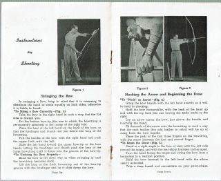 Syllabus on Archery : For the Beginner