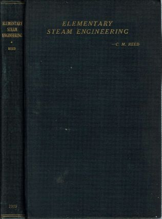 Elementary Steam Engineering. Charles M. Reed