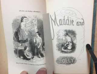 Maddie and Lolly : A Sequel to Little Alice