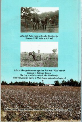 That Son of a Gun Had Sense : Mule Stories from the Bootheel Area During the 1930's-1940's Era