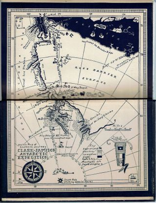 South of Zero : The Journal of John Hale Meredith while with the Clark-Jamison Antarctic Expedition of 191- to 191-