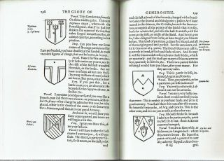 The Blazon of Gentrie : Deuided Into Two Parts: the First Named the Glorie of Generositie. the Second, Lacyes Nobilitie London 1586