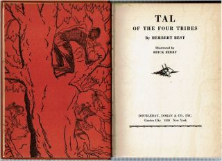 Tal of the Four Tribes
