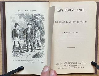 Jack Thorn's Knife : How he lost it, and how he found it : In short words