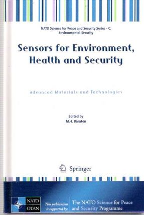 Sensors for Environment, Health and Security : Advanced Materials and Technologies. Marie-Isabelle Baraton.