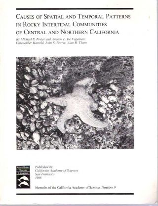 Causes of Spatial and Temporal Patterns in Rocky Intertidal Communities of Central and Northern...