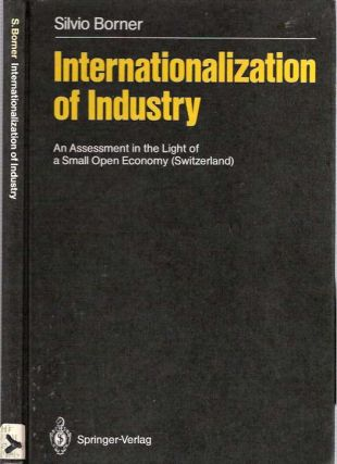 Internationalization of Industry : An Assessment in the Light of a Small Open Economy...