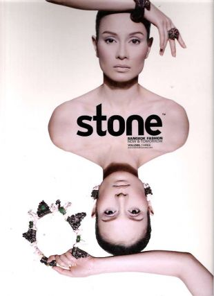 Stone : Bangkok Fashion Now & Tomorrow : Volume Three. Bangkok Fashion City Project