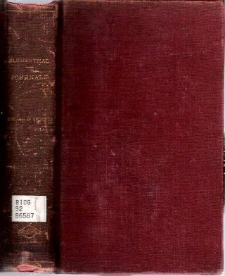 Journals of Field-Marshall Count von Blumenthal for 1866 and 1870-71. Leonhard Graf von...