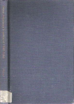 The Russo-Japanese Treaties of 1907-1916 Concerning Manchuria and Mongolia. Ernest Batson Price.