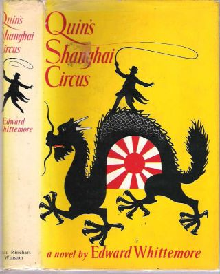 Quin's Shanghai Circus. Edward Whittemore